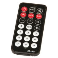 Altavoz autoamplificado IBIZA SLK12A-BT de 700W y 12 pulgadas con USB y Bluetooth