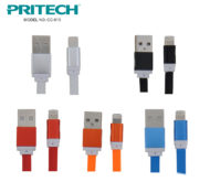 CABLE IPHONE 5/6 USB PRITECH CC-913