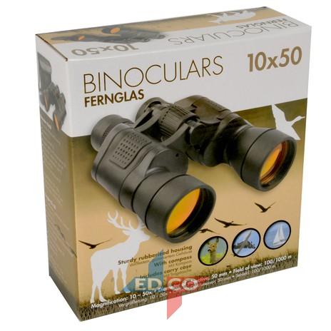 Binoculares 10x50 FERNGLAS