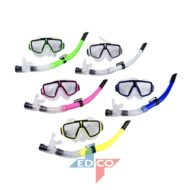 Set tubo y gafas adulto DUNLOP