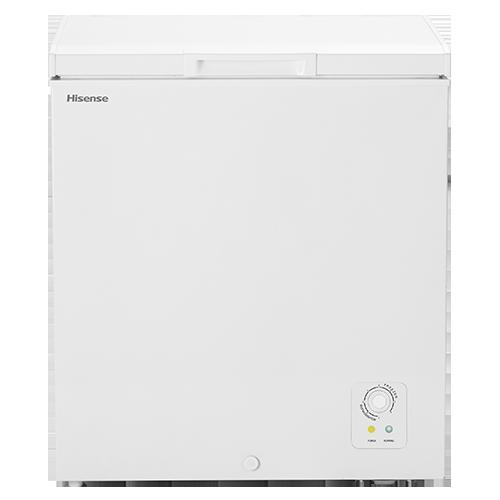 Congelador Horizontal A+ 145L. 726x825x562 (función frigo) HISENSE FT189D4AW1