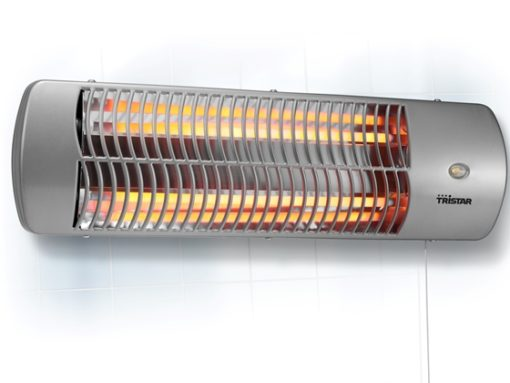 Calefactor de pared IP24 TRISTAR KA-5010