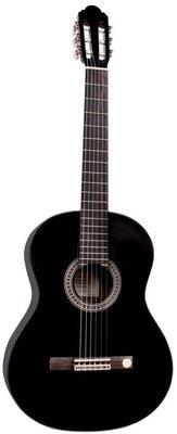 """Guitarra clasica negra 39"""" WINZZ AC851R-BK"""
