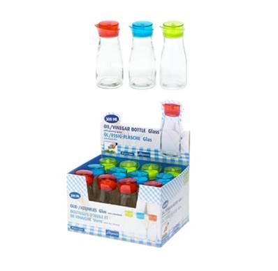 Botella aceite o vinagre 300ml (12)