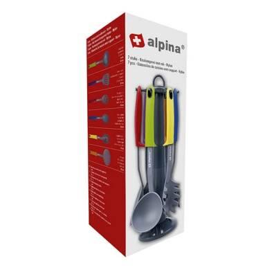 Set 7 utensilios cocina