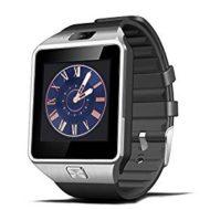 191-Reloj smartwatch Negro  con SIM Bt y Radio PROTONE PT-19