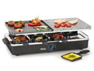 Raclette con grill de piedra TRISTAR RA-2992 de 1400W