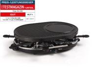 Raclette con grill TRISTAR RA-2996 de 1200W