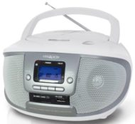 Radio CD-MP3 USB Gris IRRADIO CDKU55CWS