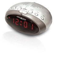 Radio reloj con alarma Gris IRRADIO  RC184