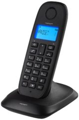 Telefono inalambrico Negro TOPCOM TE-5730