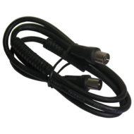Cable de antena WINNER SP750HM/PR.750HM de 1 metro color negro