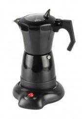 Cafetera de aluminio KENEX KXC-CE01 6 TAZAS con capacidad para 0.6 litros